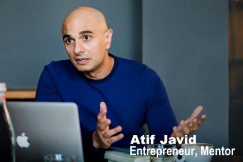 Atif Javid Puts Entrepreneur Health Above Business As Success Coach & Mentor