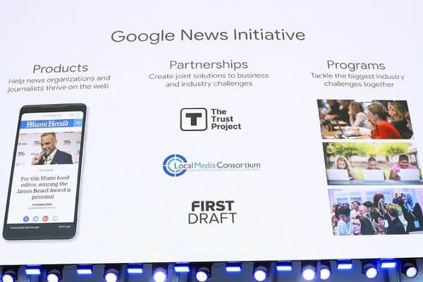 Google News Billions