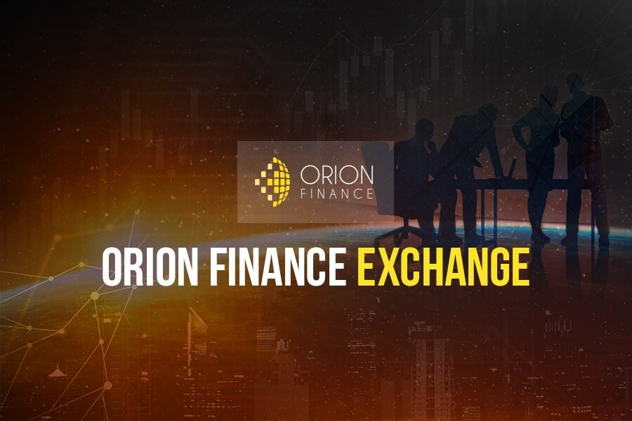 Orion Finance Cryptocurrency Exchange