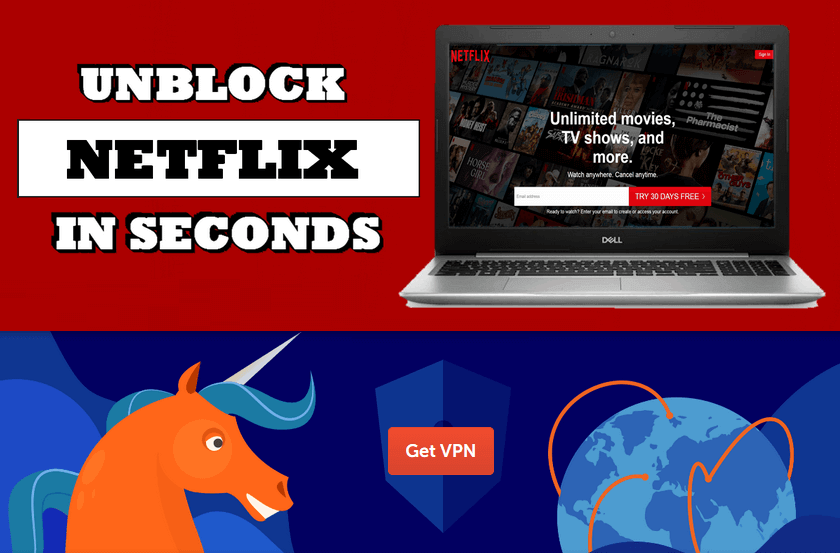 Best VPN To Watch Netflix