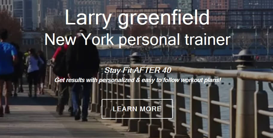 New York Based Fitness Expert Larry Greenfield