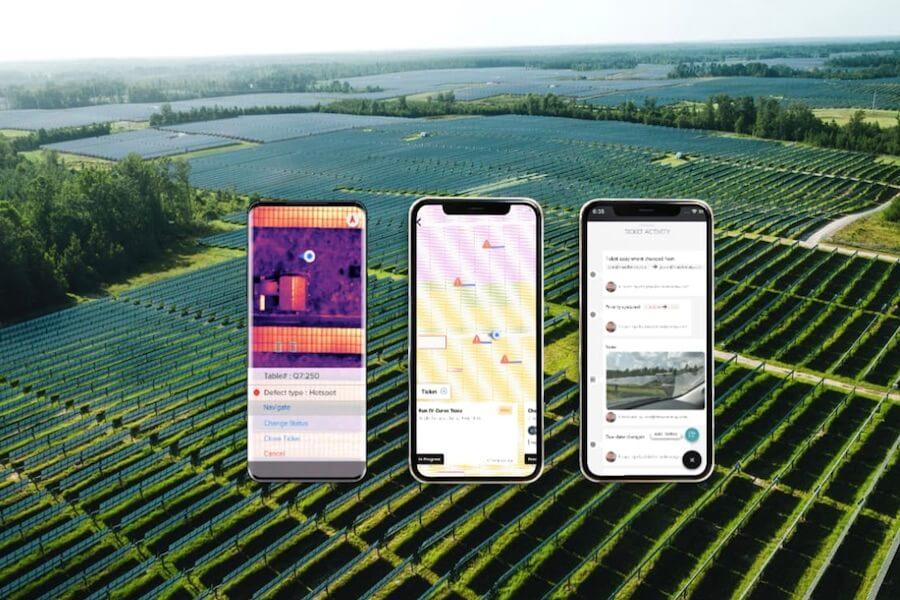 Sensehawk mobile application