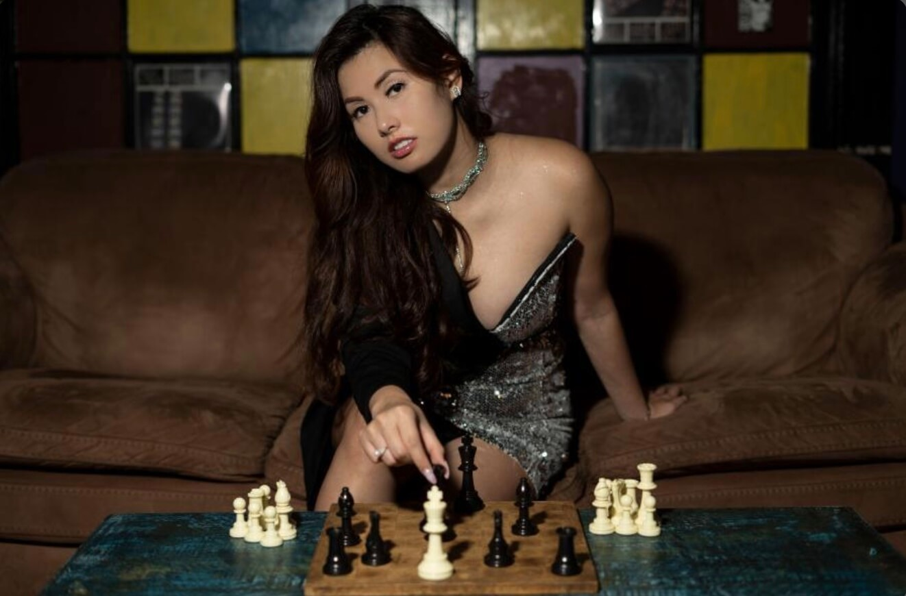 Vietnamese Model Mimi Kim